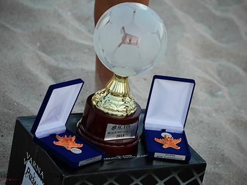 VI турнир ACTIV BEACH SOCCER CUP'2015