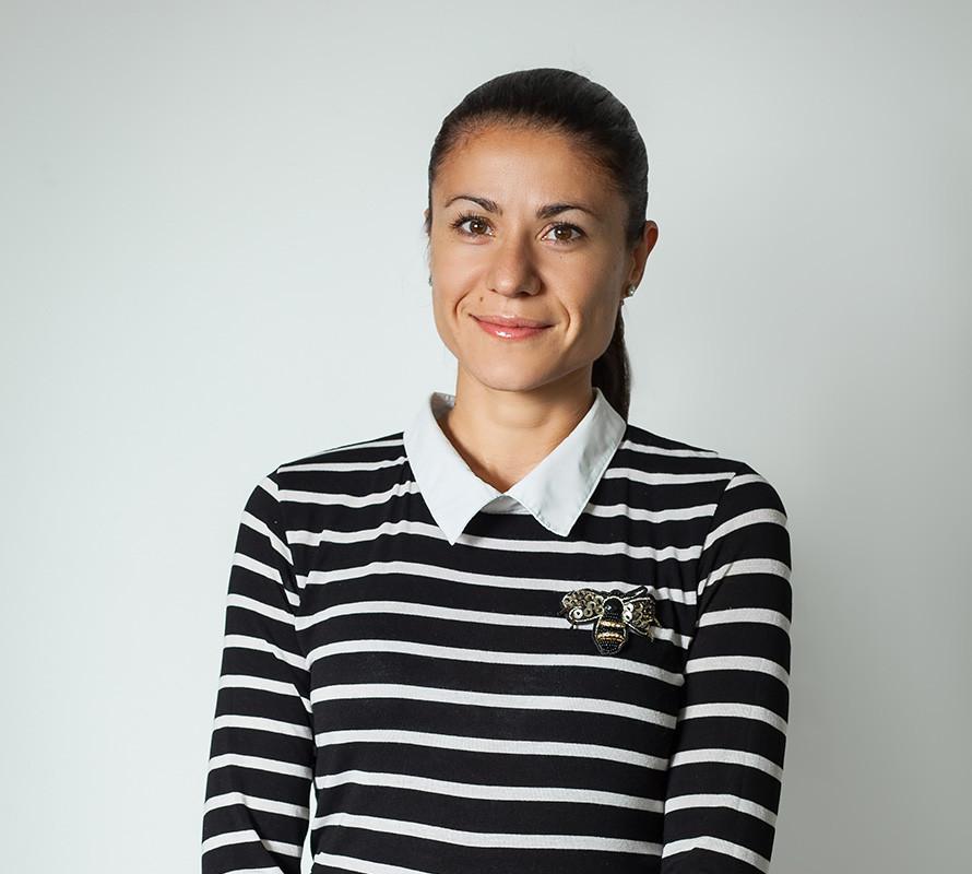 Марина Илиева